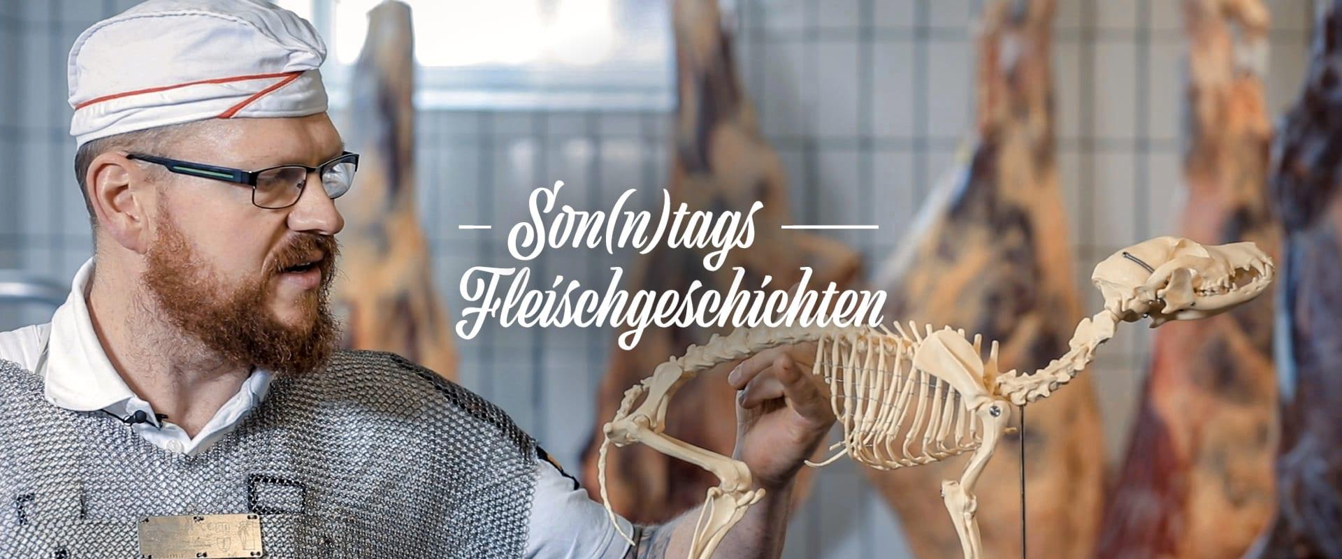 """Son(n)tags Fleischgeschichten: Wie definiert man eigentlich """"Fleisch""""?"""