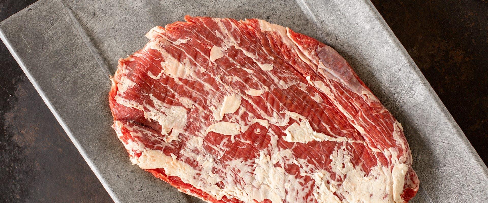 Das Flank-Steak: Der kernige Cut aus dem Bauchlappen